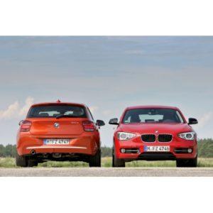 Neuer BMW 1er Marktstart September 2011