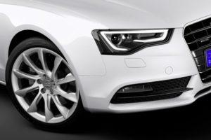 Details vom Audi A5 Facelift