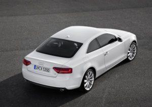 Facelift Audi A5-Premiere auf der IAA