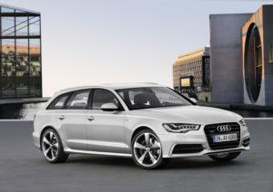 Neuer Audi A6 Avant S line