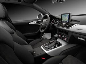 Innenraum des neuen Audi A6 Avant