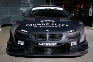 Der BMW M3 DTM für die Saison 2012