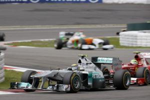 Formel 1 GP von Deutschland Nürburgring 2011