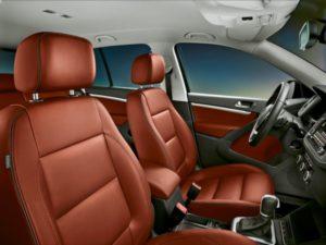 Exclusive Ausstattung im neuen VW Tiguan