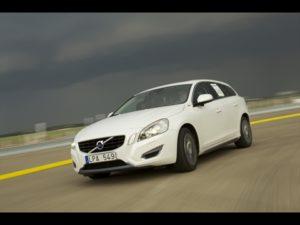 Deutschlandpremiere des Volvo V60 Plug-in-Hybrid