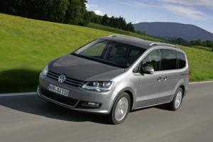 Neuer Einstiegsdiesel im VW Sharan