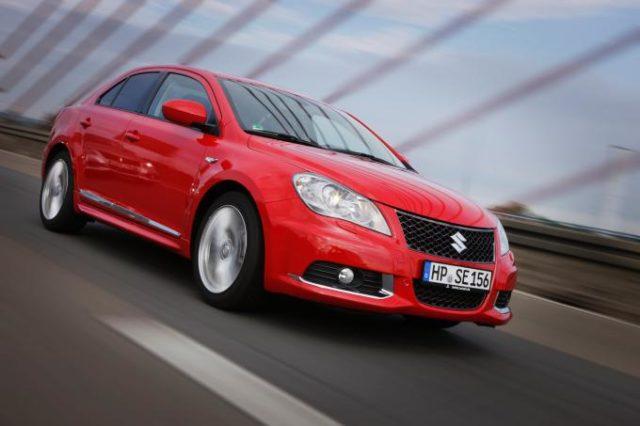 Bestnoten für den Suzuki Kizashi im Automobilmarkt