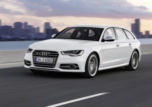 Neuer Audi S6 Avant