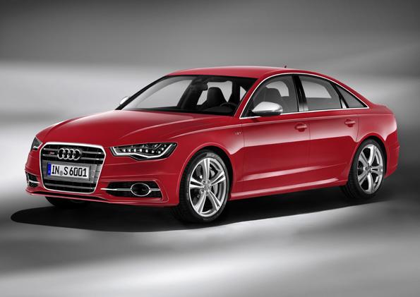 Neuer Audi S6 ab Frühjahr 2012 im Handel