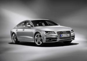 Weltpremiere auf der IAA der neue Audi S7 Sportback