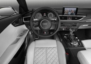 Neuer Audi S7 Sportback Inneraum