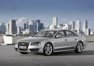 Neuer Luxus Sportler-Der neue Audi S8