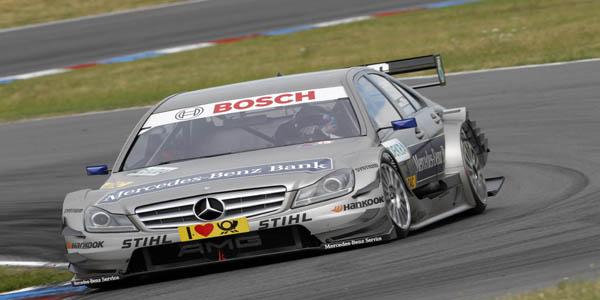 Motorsports / DTM: german touring cars championship 2011, 4 Rennen Eurospeedway Lausitz