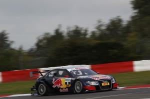 Mattias Ekström gewinnt auf dem Nürburgring in der DTM