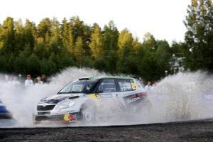 Red Bull Teams gut vorbereitet für Deutschland Rallye