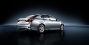 Neuer Lexus GS Modell 2012