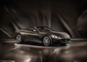 Premiere auf der IAA 2011 Neuer Maserati GranCabrio FENDI