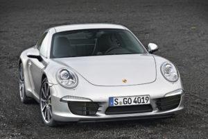 So sieht der neue Porsche 911 Carrera S aus