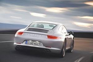 Neuer Porsche 911 Carrera S ab Dezember 2011 in Deutschland