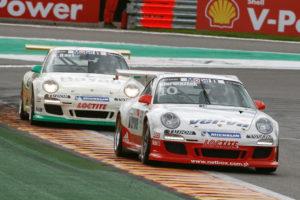 Kuba Giermaziak gewinnt 8.Lauf in Spa im Porsche Supercup