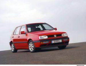 Golf 3 ein Meilenstein in der Kompaktwagenklasse