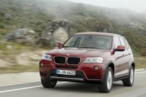 Ab Herbst 2011 neue Einstiegsmotoren beim BMW X3