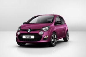 Weltpremiere auf der IAA 2011-Renault Twingo Facelift