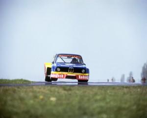 Deutsche Rundstreckenmeisterschaft BMW 2002 Turbo