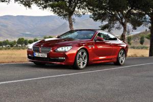 Auf der IAA 2011 das BMW 6er Coupe