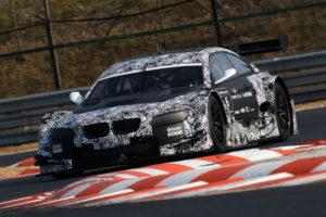 Auch Testfahrten auf dem Hungaroring verliefen für BMW und den BMW M3 DTM verliefen positiv