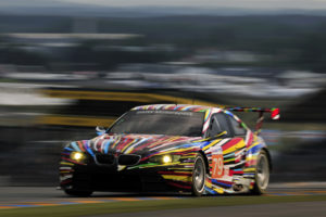 BMW M3 GT2 24 Stunden von Le Mans 2010