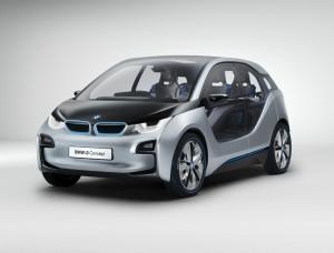 BMW i3 Concept auf der IAA 2011