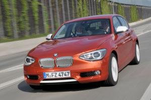 Auch der neue 1er BMW feiert seione Weltpremiere auf der IAA 2011