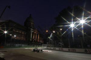 : Formel 1:Michael Schumacher geht von Platz 8 ins Rennen beim GP von Singapur
