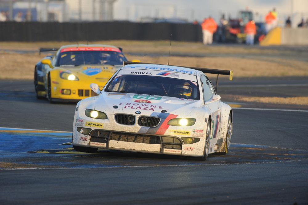Le Mans Series/ILMC 2011 Silverstone Beide BMW M3 GT starten die Sechs Stunden von Silverstone aus Reihe 1