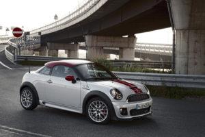 Mini Coupe ab 1.Oktober 2011 im Handel