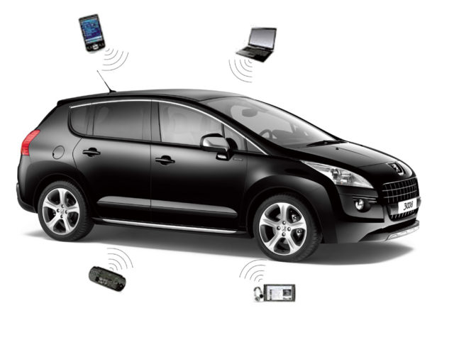 Sonderedition Peugeot 3008 online-auf 300 Exemplare limitiert