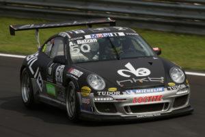 Porsche Supercup 2011 Alessandro Balzan holt Pole in Monza