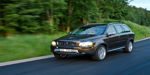 Volvo XC 90 VS
