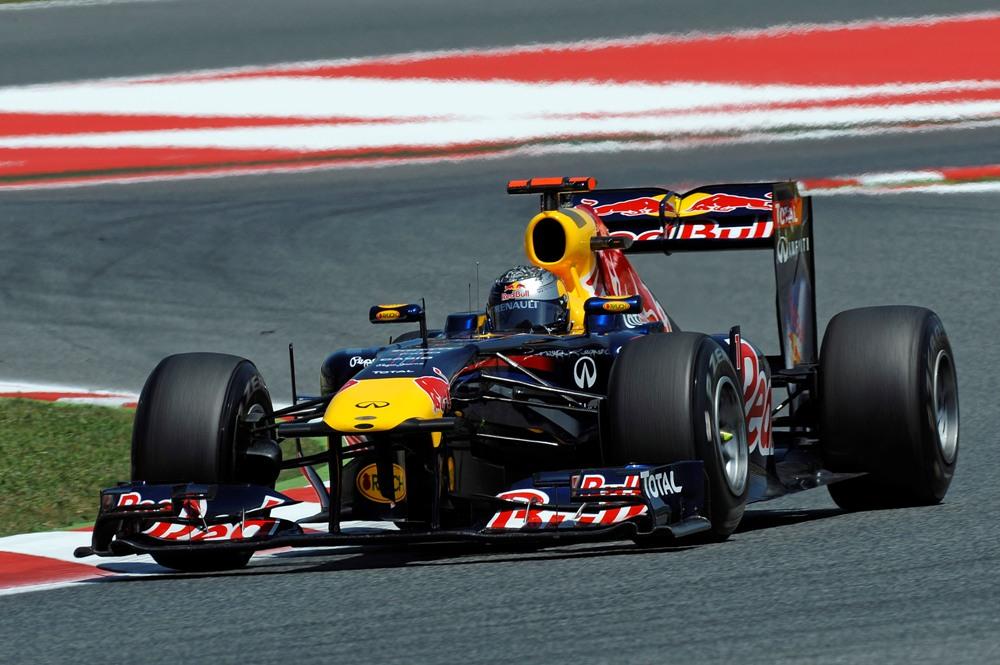 Formel 1 Startaufstellung zum GP vn Japan Sebastian Vettel holt 12. Pole in der F1 Saiso 2011