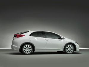 Neuer Honda Civic Modell 2012