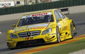 DTM 2011-Valenica-Bestes Ergebnis für David Coulthard in der DTM