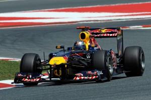 Formel 1 Sebastian Vettel jüngster Formel 1 Doppelweltmeister