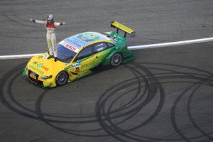 Martin Tomczyk in der DTM Saison 2012 für BMW unterwegs