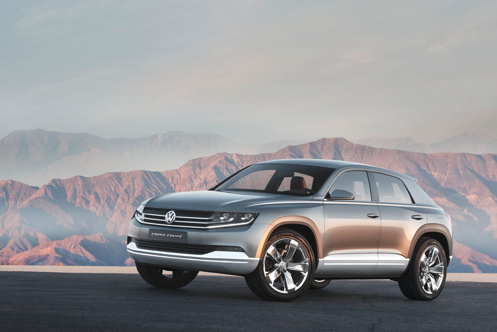 Volkswagen Studie Cross Coupe