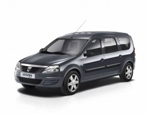 Dacia Logan Sondermodell LIVE