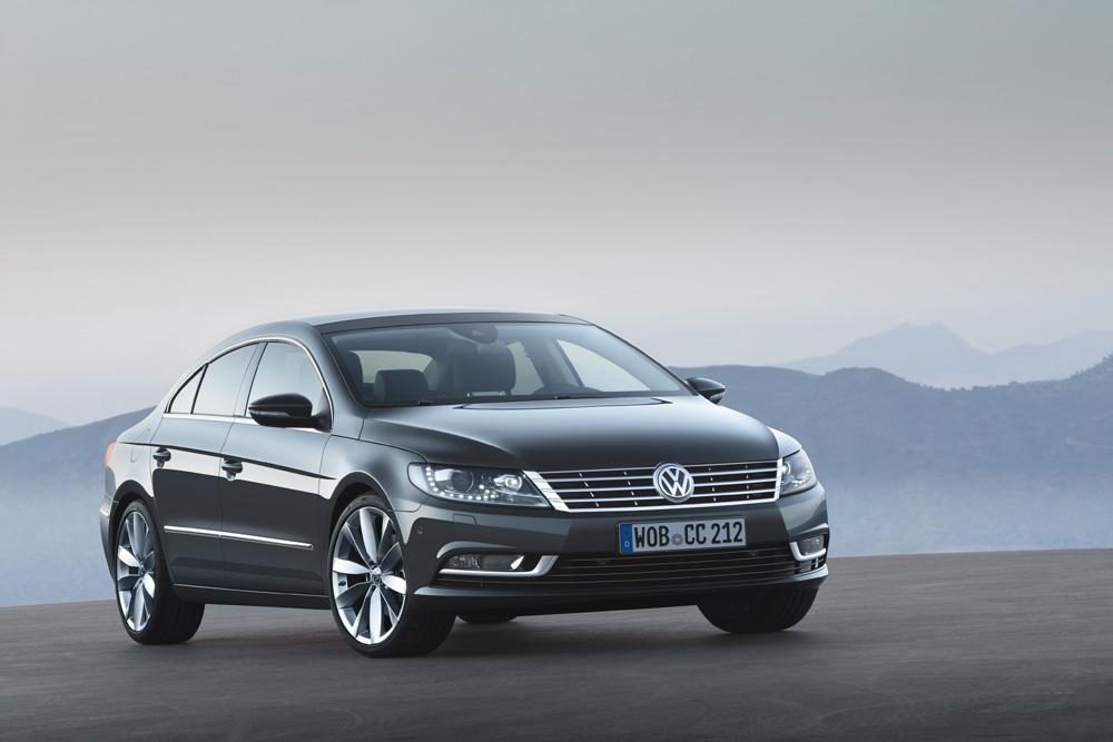 Neuer VW CC mit Bi-Xenon Scheinwerfen Serienmäßig