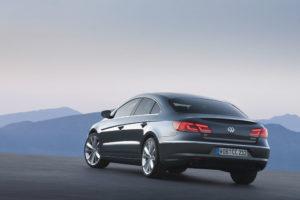 Der neue Volkswagen CC Markteinführung Februar 2012 in Deutschland