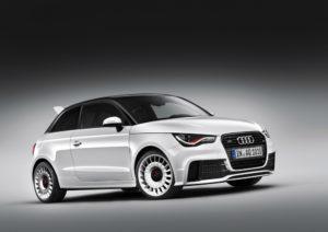 Audi A1 quattro ab 2.Halbjahr 2012 verfügbar