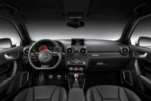Audi A1 quattro sportlicher Inneraum